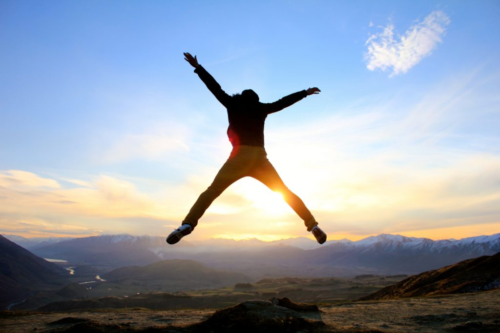 飛び込む勇気